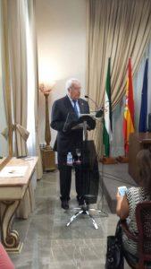 Presentación como Subdelegado del Gobierno
