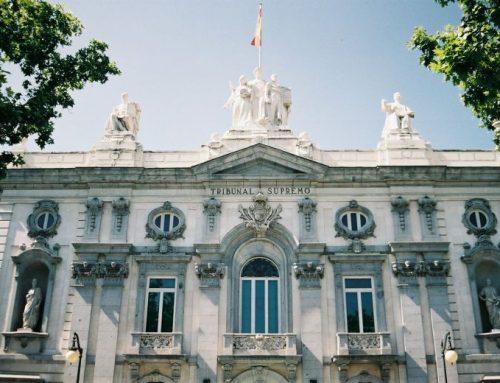 La soberanía judicial española