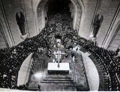 La exhumación de Franco