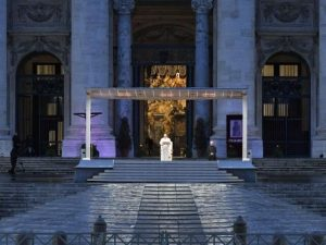 La soledad del Papa