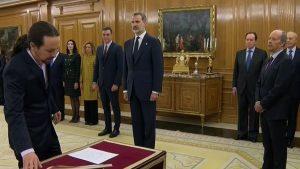 Carta a S.M. El Rey Felipe VI